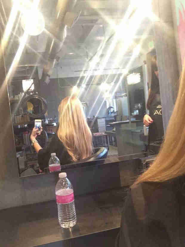 Bachelor 16's Lindzi Cox Goes Bleach Blonde — See Her Before and After! (PHOTO)