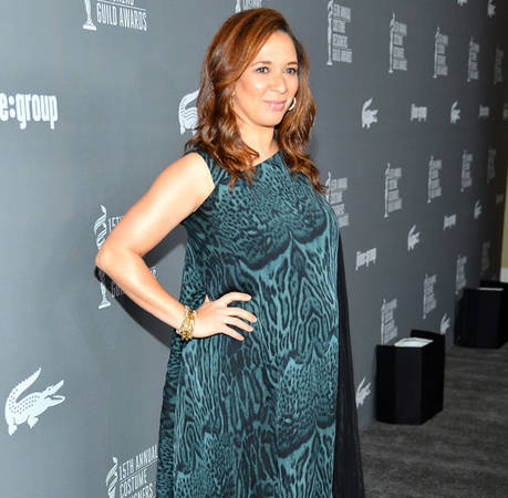 Maya Rudolph Reveals Fourth Child's Name Nearly Year After Birth!