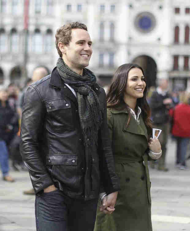 """Nick Viall on Andi Dorfman and Josh Murray: """"They're Terrible For Each Other"""""""