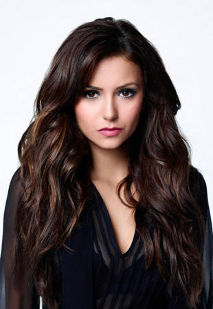 """Nina Dobrev Has Some Advice For Elena: Get the """"F***"""" Out of That Town"""