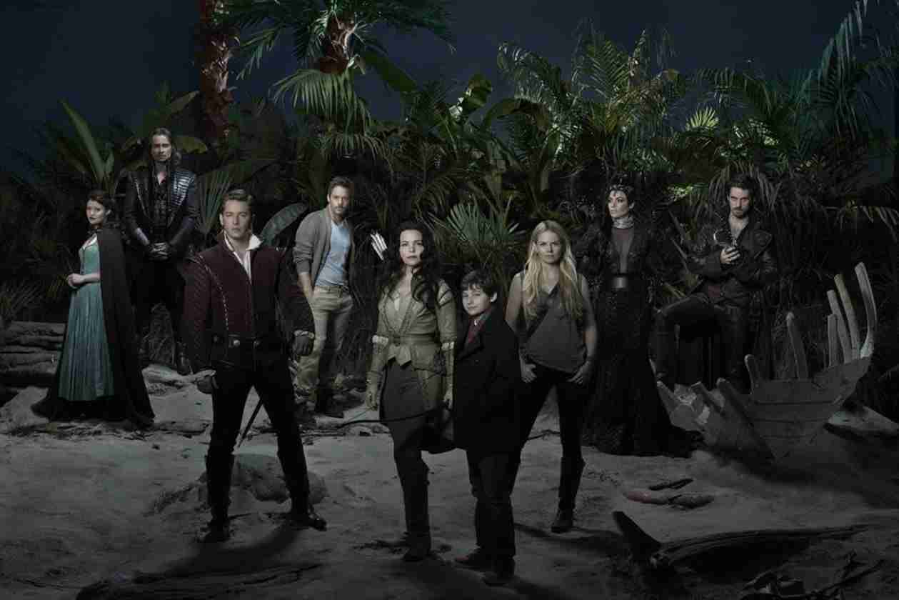Once Upon a Time Season 4 Premiere Date Announced!