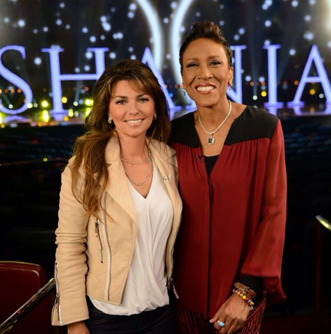 Dancing With the Stars Casting: Shania Twain Would Consider It — Good Idea?