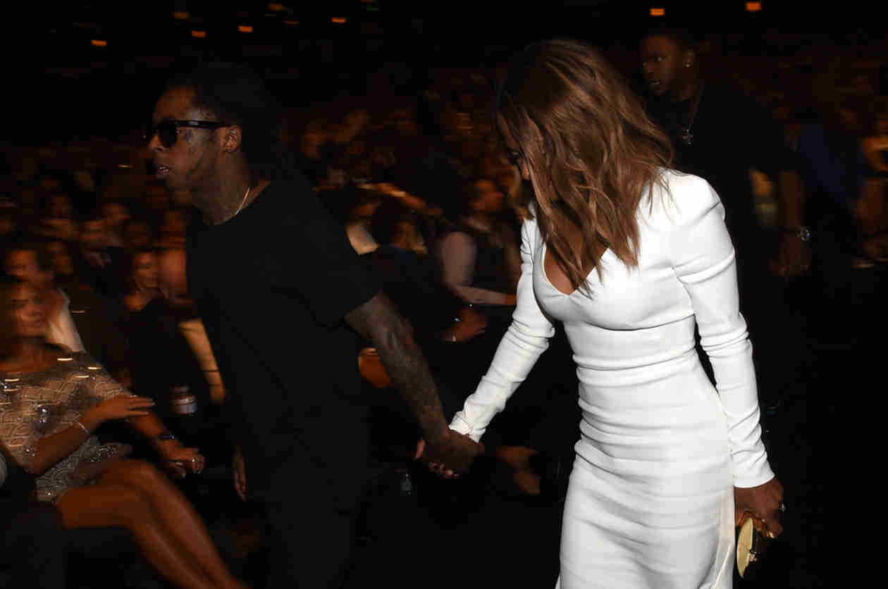 Christina Milian and Lil Wayne Hold Hands at the 2014 ESPYs (UPDATE: Just For Publicity!) (VIDEO)
