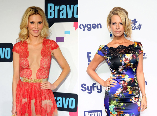 Brandi Glanville Sends Support to Dina Manzo — Housewives Unite!