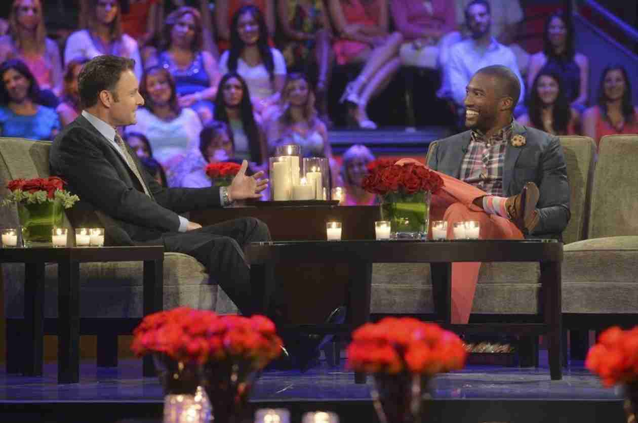 Bachelorette 2014 Men Tell All: Andrew Poole Mixes Up Marquel and Ron!