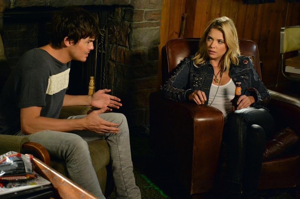 Pretty Little Liars Burning Question: Should Hanna and Caleb Get Back Together?