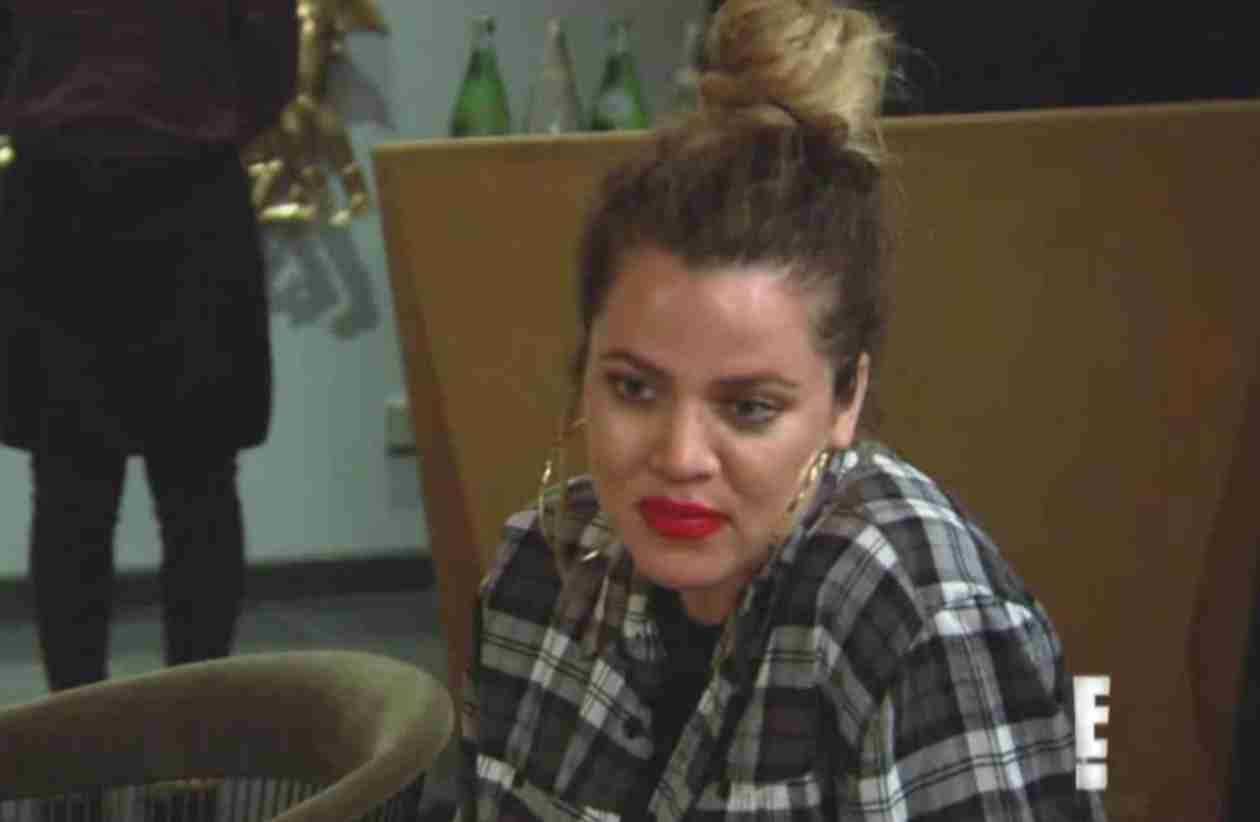 "Kim Kardashian Calls Khloe a ""Miserable Person"" During Massive Fight! (VIDEO)"