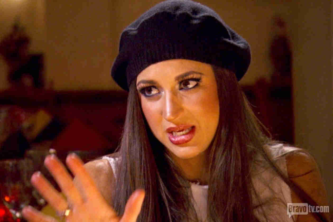 "Real Housewives of New Jersey Season 6: Amber Says Melissa ""Behaved Like a Child"""