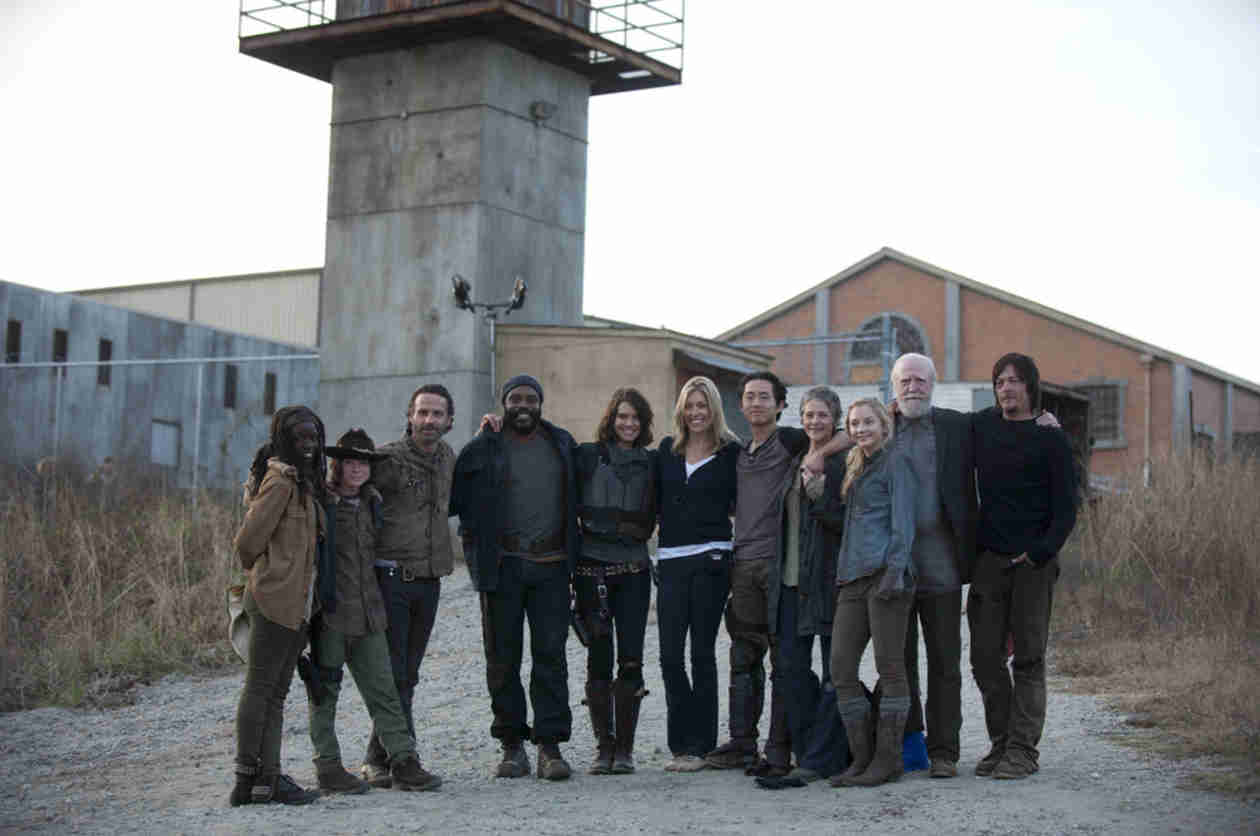 The Walking Dead Season 5 Spoilers: New Wall May Last Until 2019! Here's Why