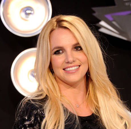 Britney Spears and Sons Spend Day at Disneyland — See the Cute Photo!