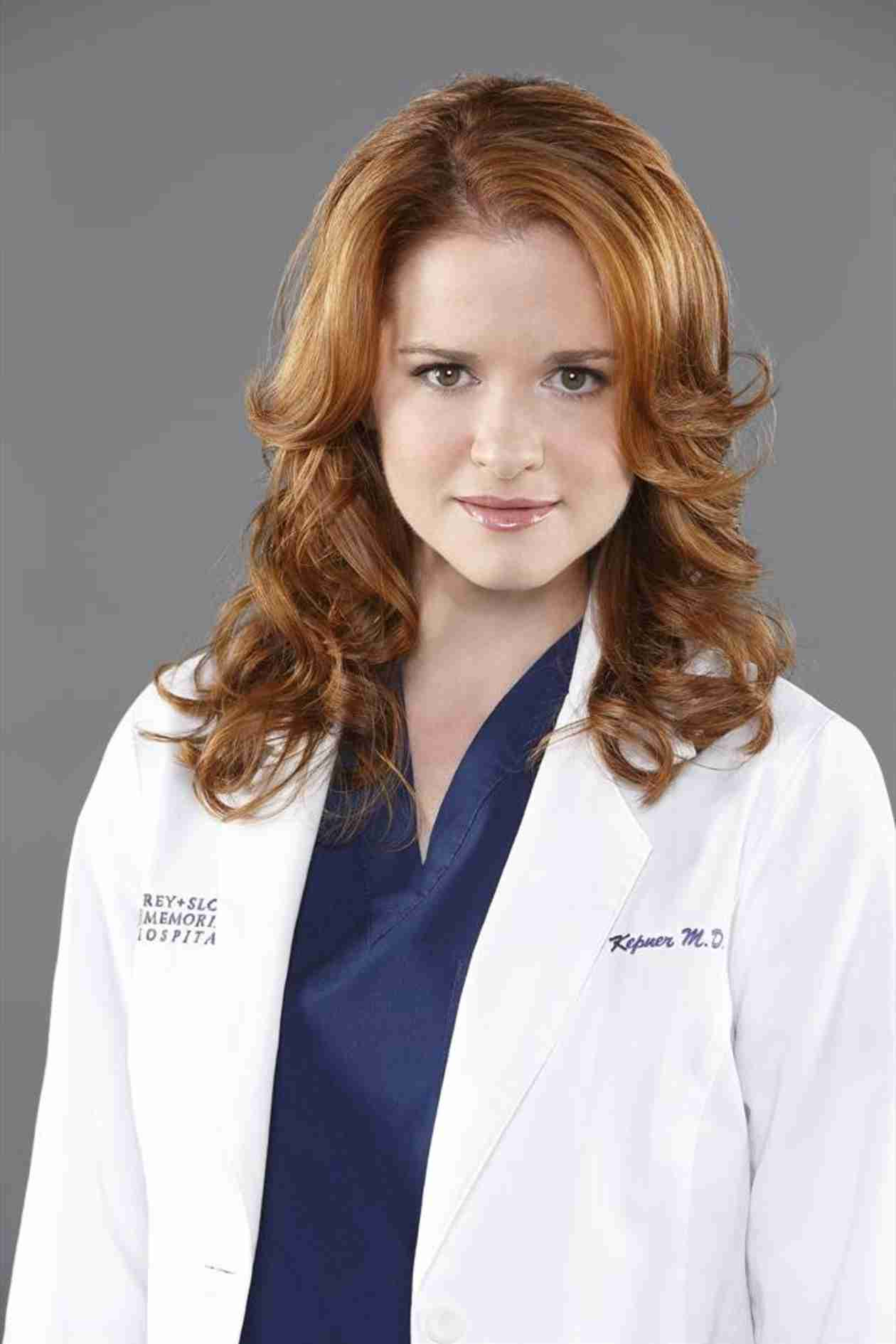 Grey's Anatomy's Sarah Drew Pregnant With Baby No. 2! See Her Baby Bump (PHOTO)