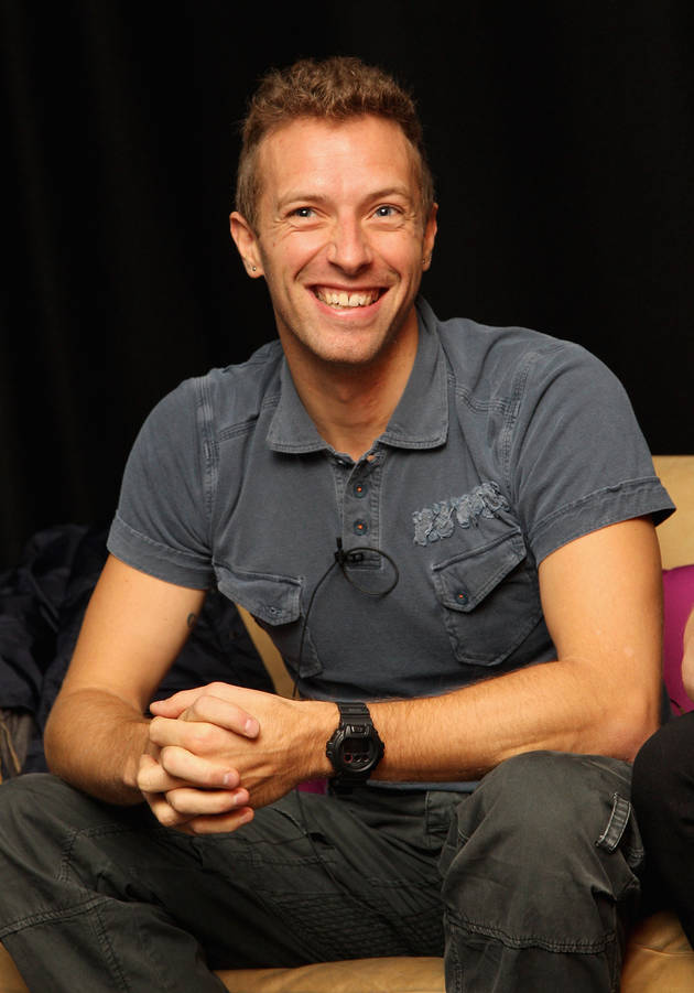 Chris Martin Ditches Vegetarian Diet Following Breakup With Gwyneth Paltrow