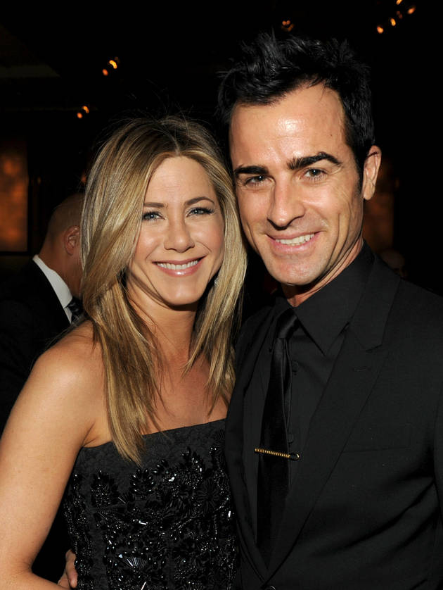 "Jennifer Aniston Adorably Talks Justin Theroux: ""He Just Gets Better Every Year"" (VIDEO)"