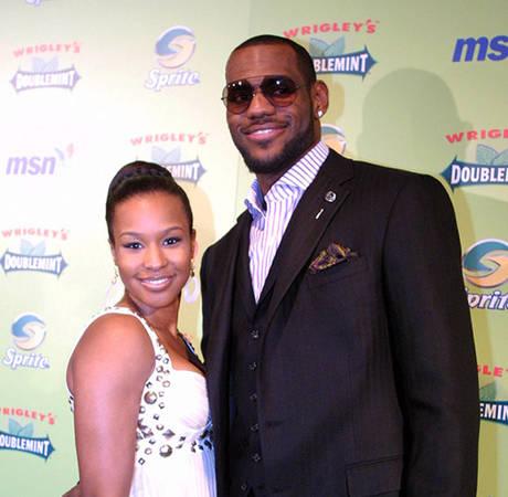 LeBron James and Wife Savannah Brinson Expecting Baby No. 3!