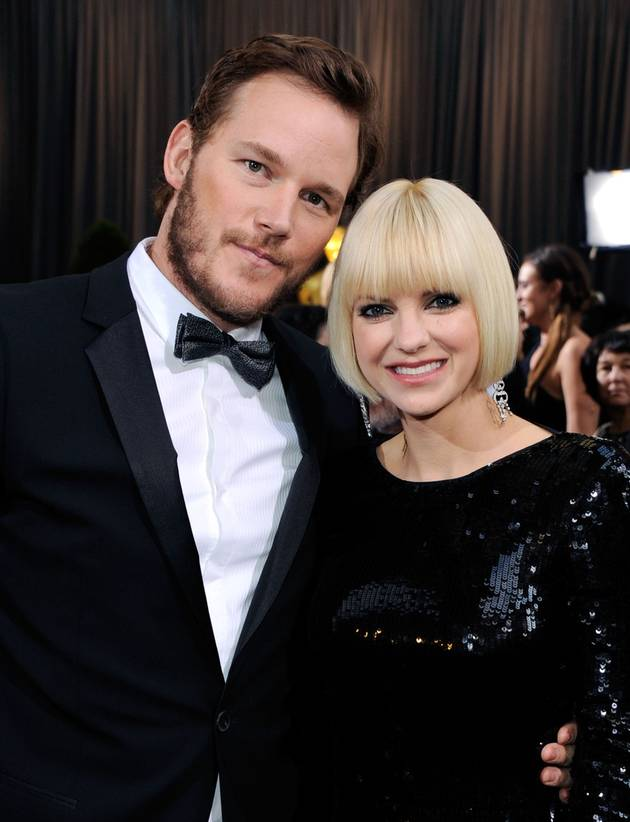 "Chris Pratt and Wife Anna Faris on Their Nine-Week Premature Son: ""We Were Scared"""