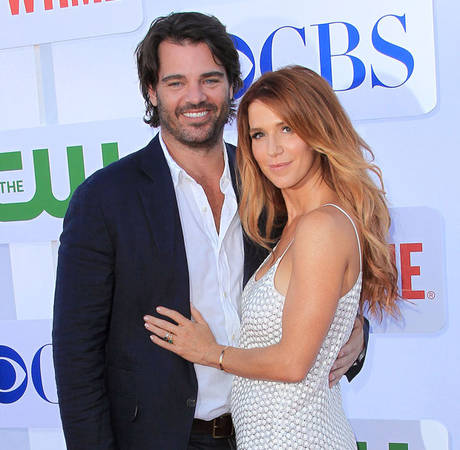 Poppy Montgomery Six Months Pregnant With Baby No. 3!