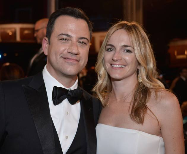 Jimmy Kimmel Introduces His New Daughter — See Baby Jane! (VIDEO)