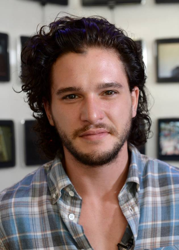 Kit Harington Isn't Allowed to Get Tan When Filming for Game of Thrones!