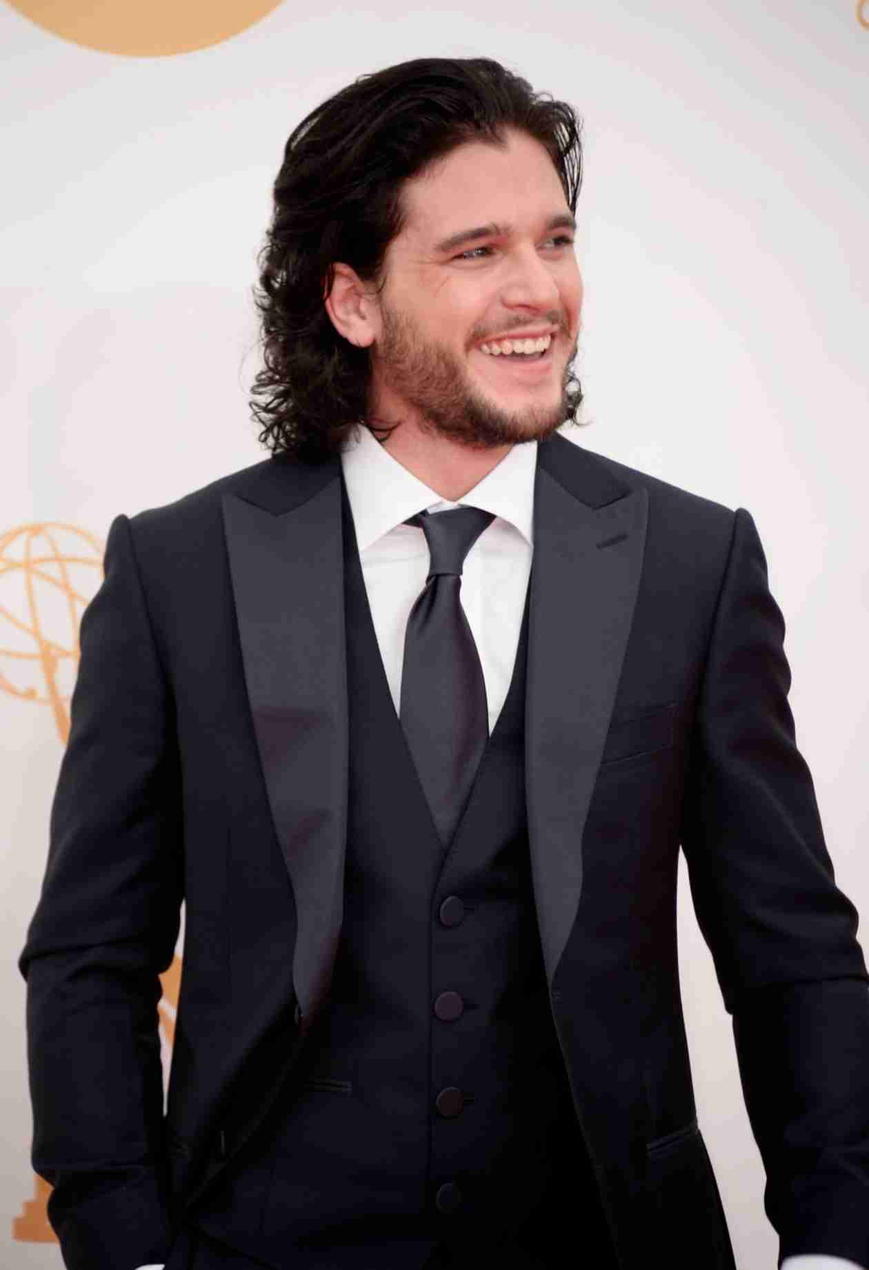 """Game of Thrones Star Kit Harington on Being Objectified: """"I Enjoy It"""""""