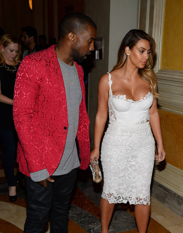 Kanye West Tracking Kim Kardashian's Every Move With GPS — Report