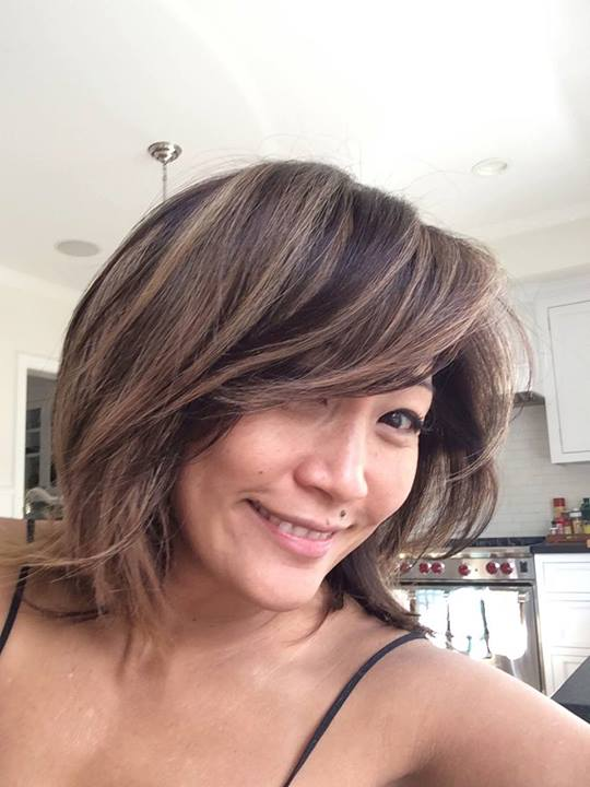 """Carrie Ann Inaba Says Going Ombre """"Jacked Up"""" Her Hair!"""