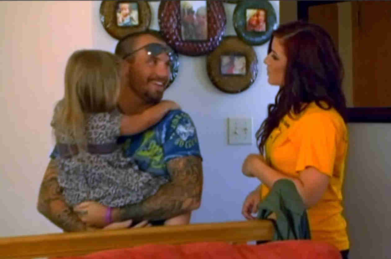 Chelsea Houska Is Planning to Take Away Adam Lind's Visitation Rights