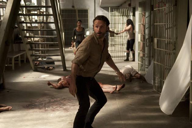 Robert Kirkman on Best, Worst Things About Walking Dead Season 5 Return