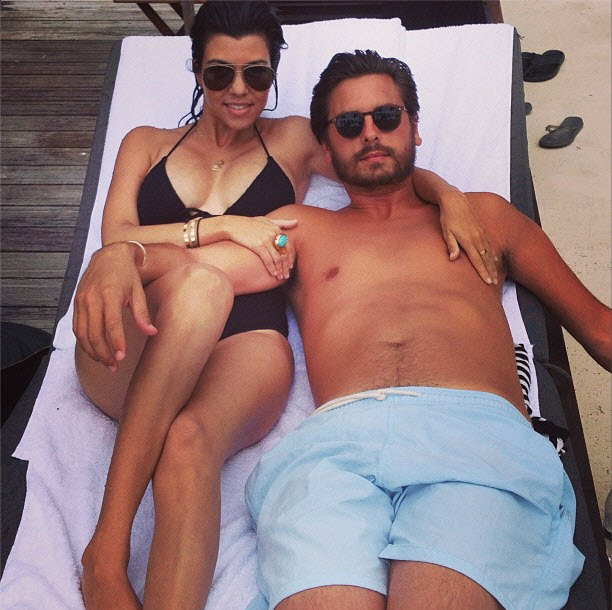 Scott Disick's Drinking Spurred On By Grief, Says His Aunt
