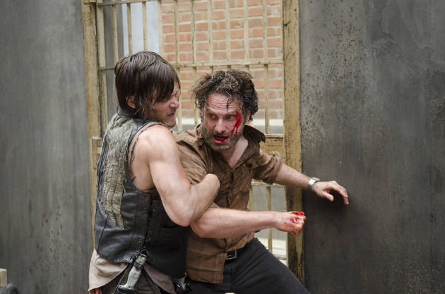 "The Walking Dead Season 5: Who Might ""Let Go and Be a Savage""?"