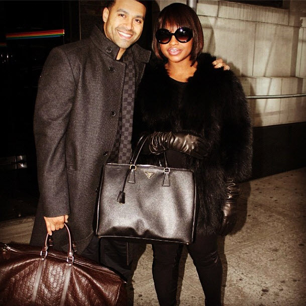 Phaedra Parks Was a No-Show at Husband Apollo Nida's Sentencing!