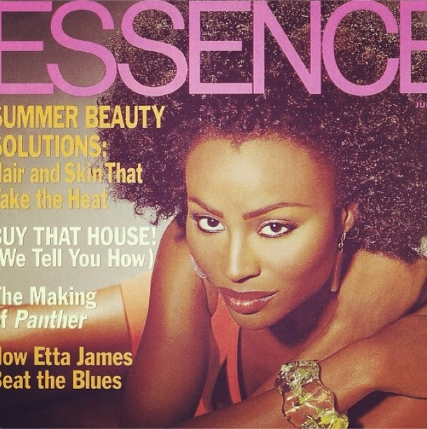 Cynthia Bailey Shares Her First Essence Cover (PHOTO)