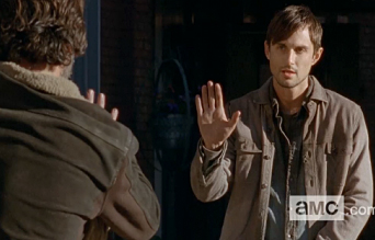 """The Walking Dead Season 5: Gareth Is """"A Mirror Image of Rick"""" With Different History"""