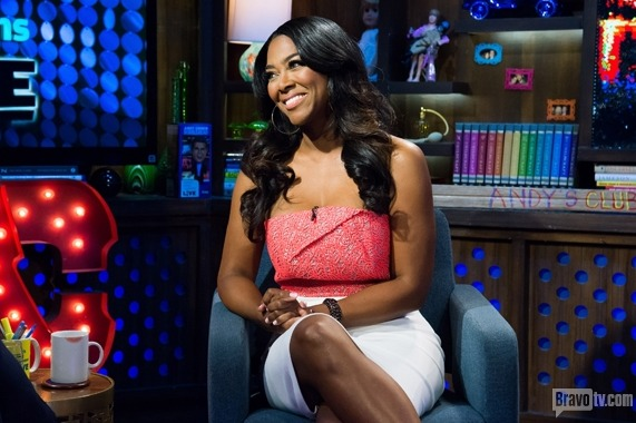 Kenya Moore Announces New Diet: I Want to Drop Five Pounds in a Week!