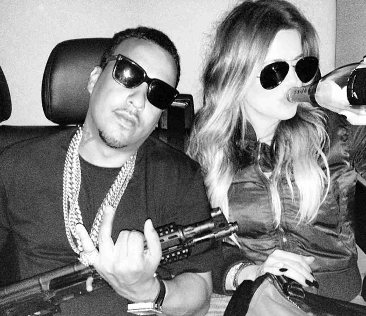 Expert: Khloe Kardashian Has Gained 35 Pounds Since Beginning Relationship With French Montana
