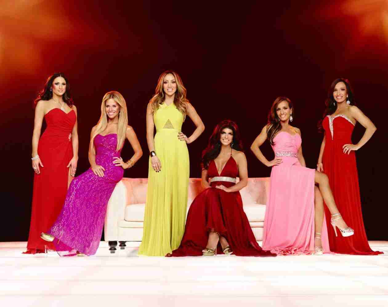 Real Housewives of New Jersey Season 6: Let the Fights Begin! (VIDEO)