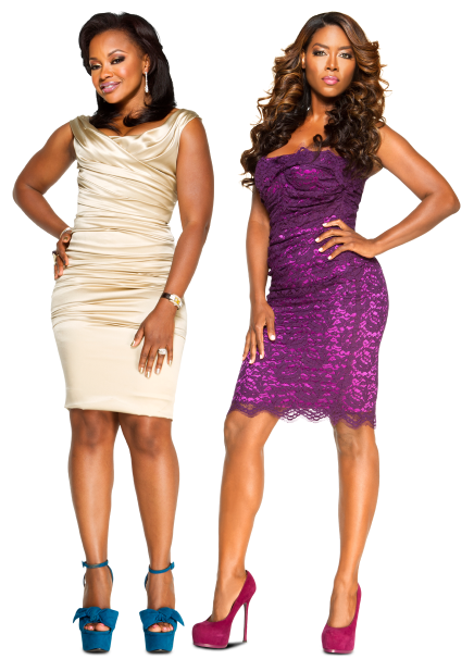 """Kenya Moore Reaches Out to Phaedra Parks After Apollo Nida's Sentencing: """"I Have to Wish Her Well"""""""