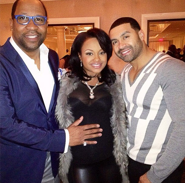 Phaedra Parks Withdrawing From Real Housewives of Atlanta Season 7 to Protect Her Sons — Report