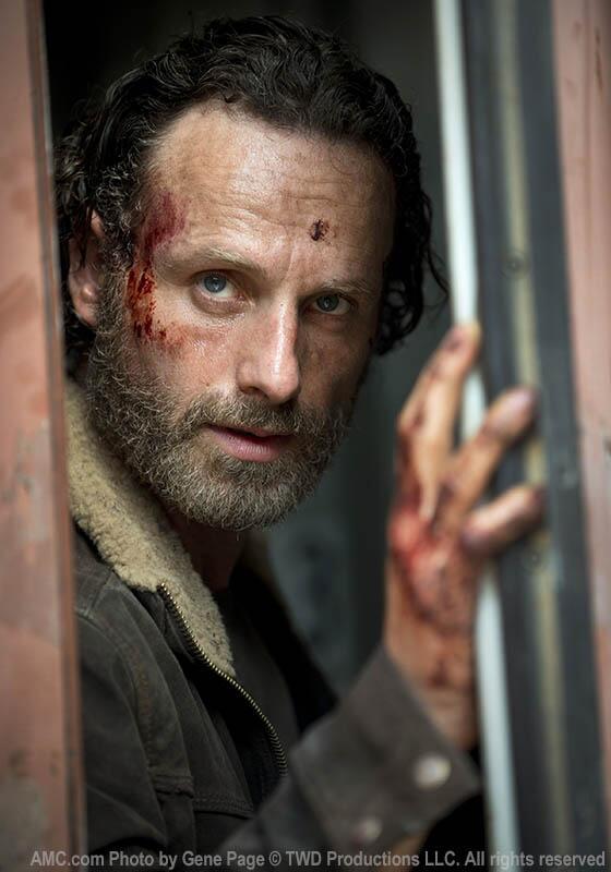 "The Walking Dead Season 5 Episode 1: ""What Happens Is So Flippin' Cool"""