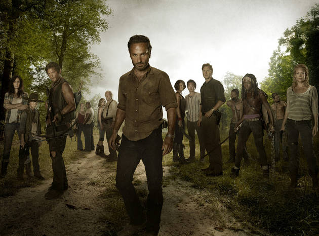 Which 2014 Emmy Nominee Wants a Role on The Walking Dead?