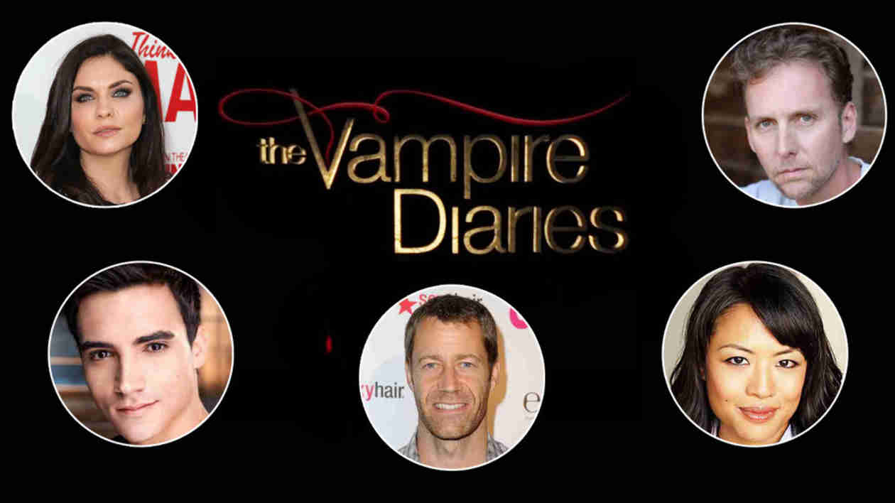The Vampire Diaries Season 6 — A Guide to the New Characters