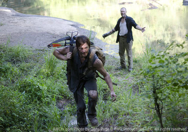 """The Walking Dead Spin-Off: Scott Gimple Thinks a Crossover Sounds """"Awesome"""""""