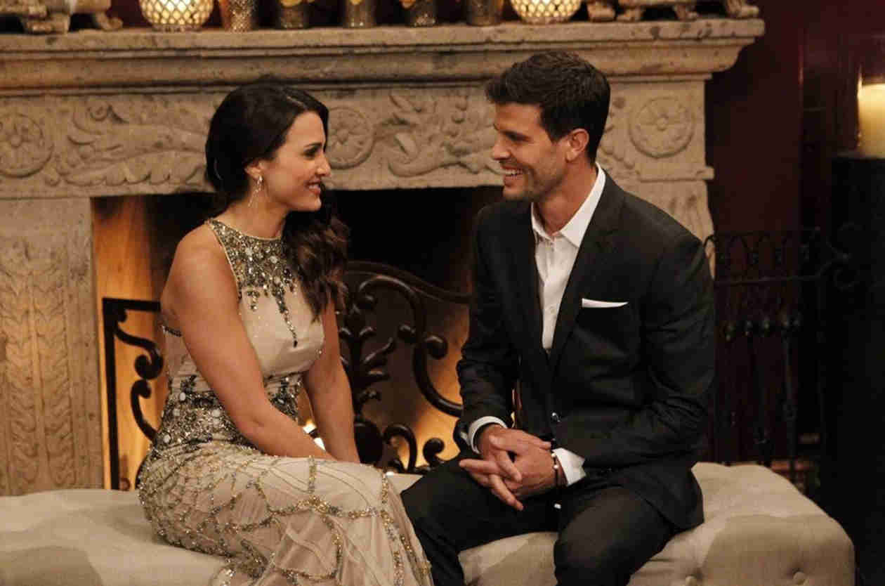 "Bachelorette Episode 8: Chris Harrison on a ""Raw and Emotional"" Goodbye to Eric Hill"