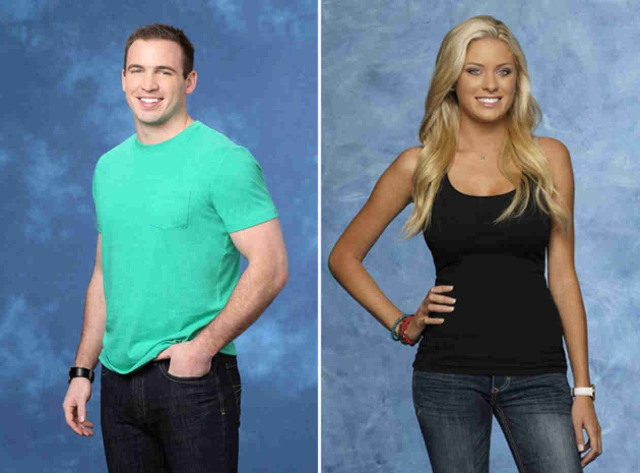 Bachelorette 2014: Are Brian Osborne and Christy Hansen Hooking Up?