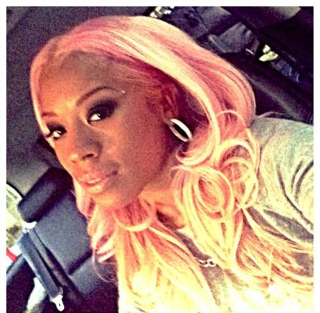 Keyshia Cole's Husband Refuses to File For Divorce, Imposter Files For Him