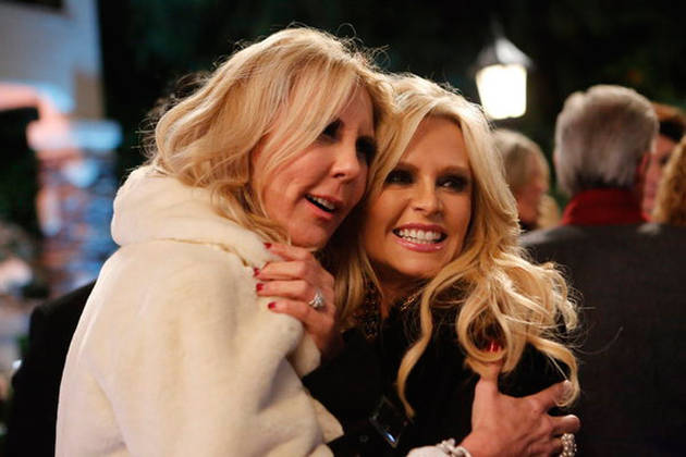 "Vicki Gunvalson: Tamra Barney Can Be ""Two-Sided"" (VIDEO)"