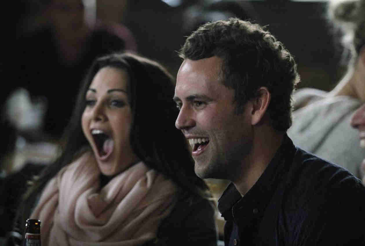 Andi Dorfman Says There's a Side to Nick Viall That Audiences Haven't Seen