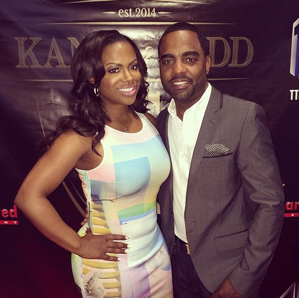 "Todd Tucker Can't Believe Kandi Burruss Lied to Him About ""Streetwalker"" Comment! (VIDEO)"