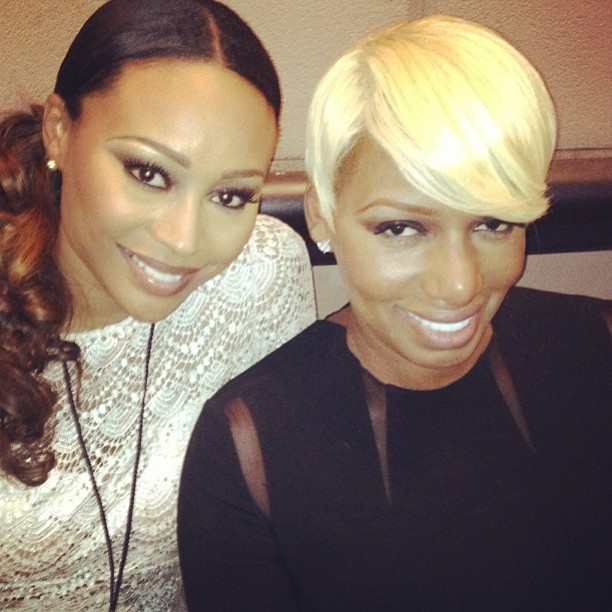 Cynthia Bailey Throws Shade at NeNe Leakes: Real Housewives of Atlanta Isn't About One Person