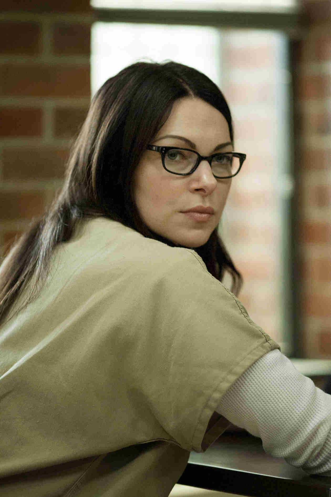 """Orange Is the New Black: Taylor Schilling Wouldn't Have Been Able to """"Handle"""" Laura Prepon Leaving"""