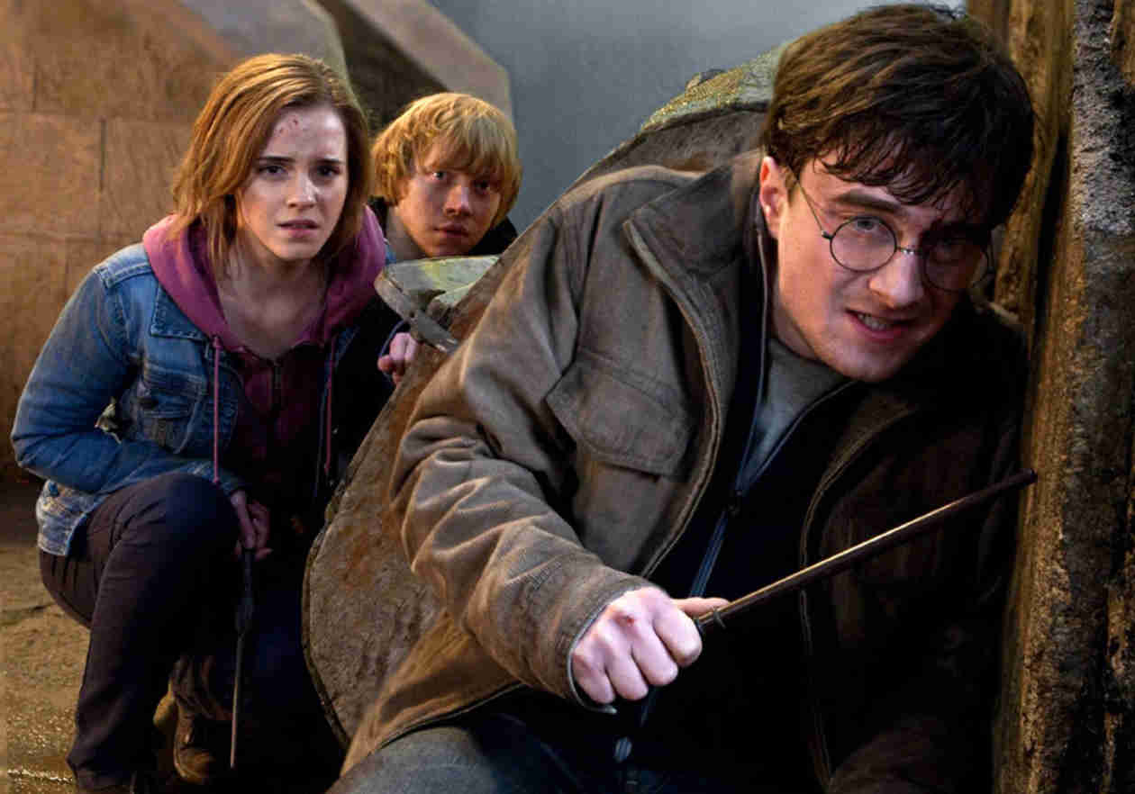 J.K. Rowling's New Short Story Features 33-Year-Old Harry Potter and the Rest of Dumbledore's Army